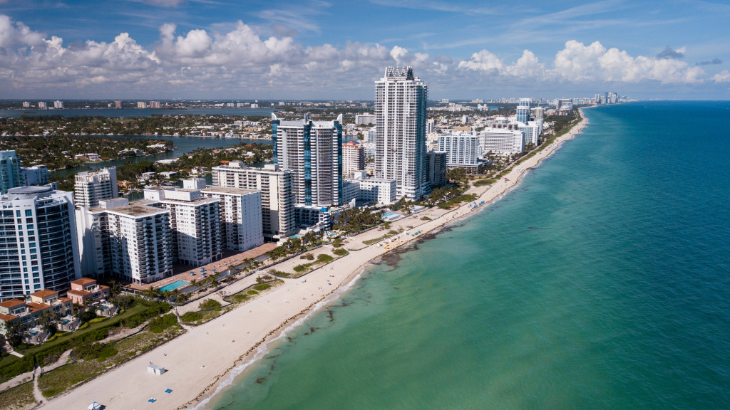 florida beach side